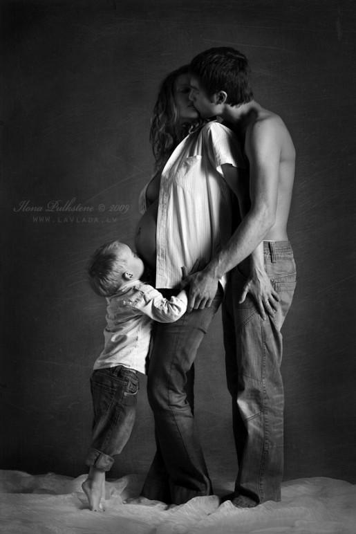 Влюбленная семья