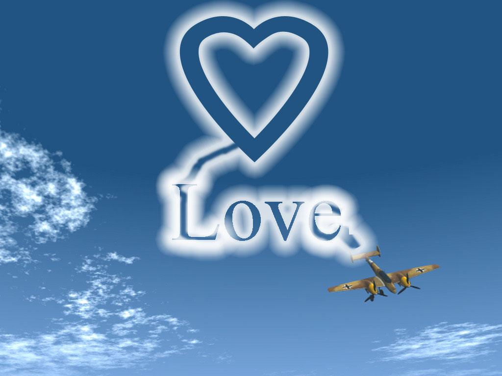 Авиа любовь самолет вырисовывает