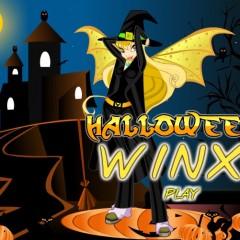 Игры для девочек (Halloween Winx)