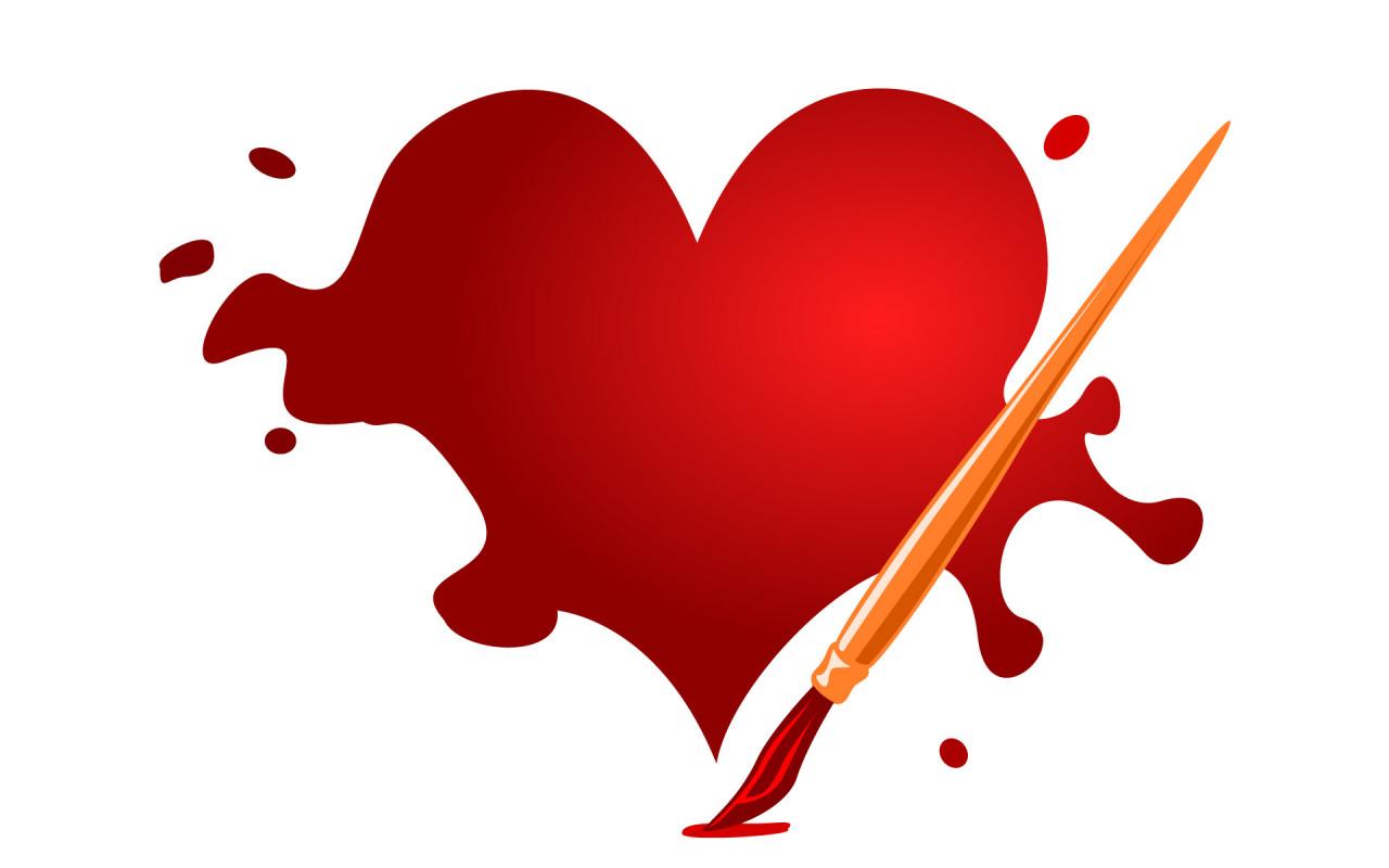 Картинки про любовь топ 50 рисунок