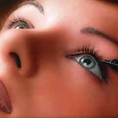 Перманентный макияж контуров глаз и бровей