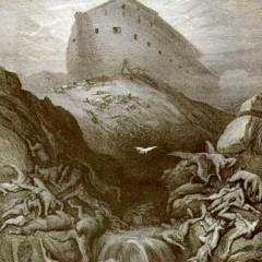 Ноев ковчег был круглым?