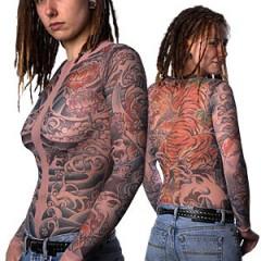Что такое татуаж?