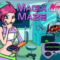 Игры для девочек (Magix Maze)