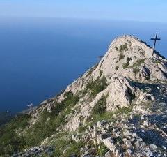 Монашеская «святая гора»
