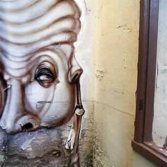 Вот такое вот граффити :)