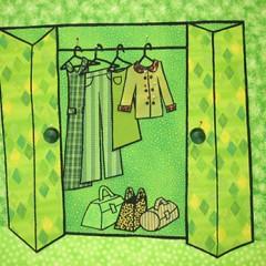 Оживляем гардероб