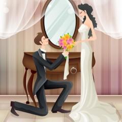 Стань моей женой!