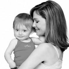 Бодрая мама для малыша