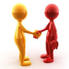 Пожатие рук — правила этикета