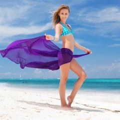 Как стать действительно королевой пляжа?