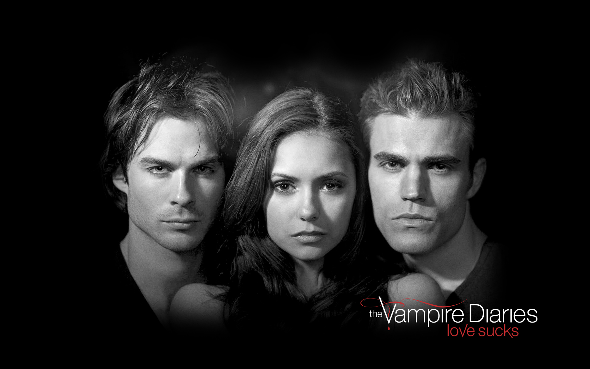 Дневники вампира смотреть всем