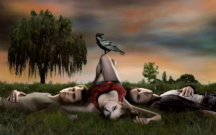 Дневники вампира (Елена, Стефан и Деймон)