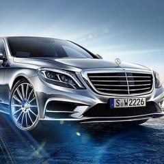 Новый Mercedes S-класса успешно дебютировал в Европе