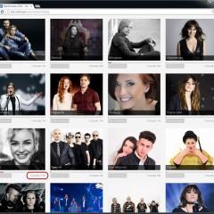 Украина на Евровидении 2015 голосует за Россию. Смотреть онлайн трансляцию 21.05.15