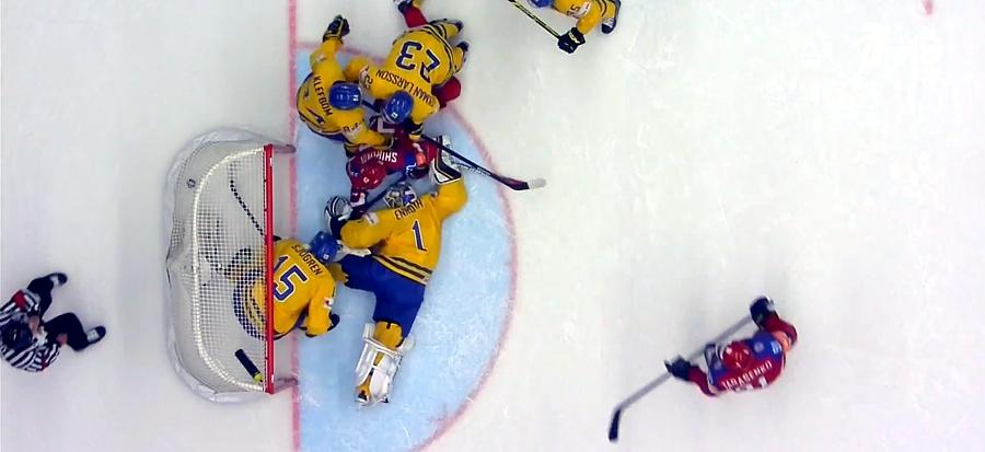 Россия — Швеция на Чемпионат мира по хоккею 2015 (14.05.2015)