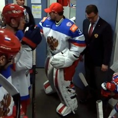 Россия — США (счёт, видео голов). ЧМ по хоккею 2015. 1/2 финала