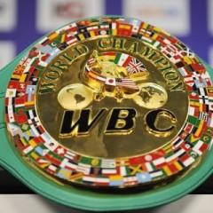 БОКС: Рейтинг WBC за март 2015 года