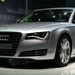 Audi— ваш пропуск ввысший свет