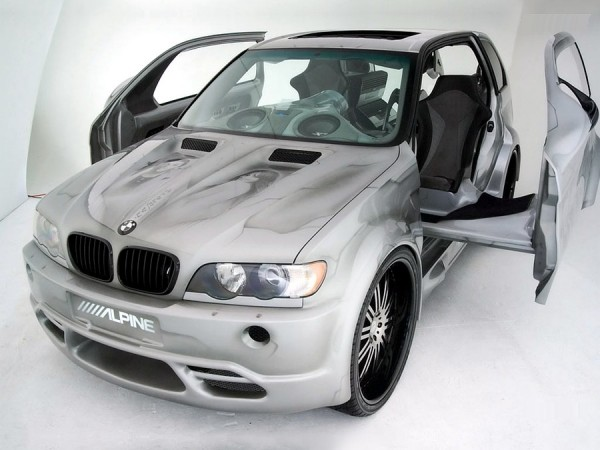 BMW X5 от Alpine