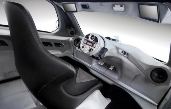 BMW X5 - интерьер