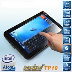 Обзор Tablet PC TP10 PROBER планшетный нетбук