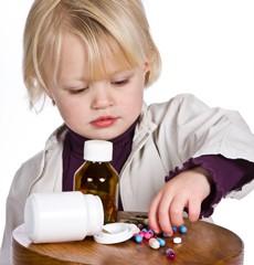 Ваш малыш и лекарства: и ничего лишнего!