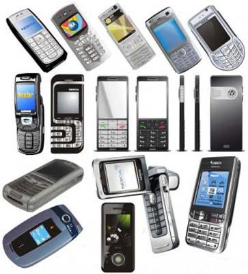 мобильніе телефоні