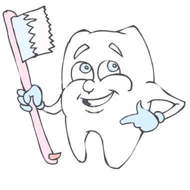 Кардиологи советуют чистить зубы