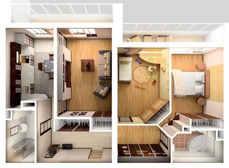Москвичи смогут  переустраивать свои квартиры